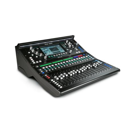 Console son numérique Allen & Heath SQ-5